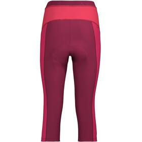 VAUDE Advanced III 3/4 Pants Women passion fruit